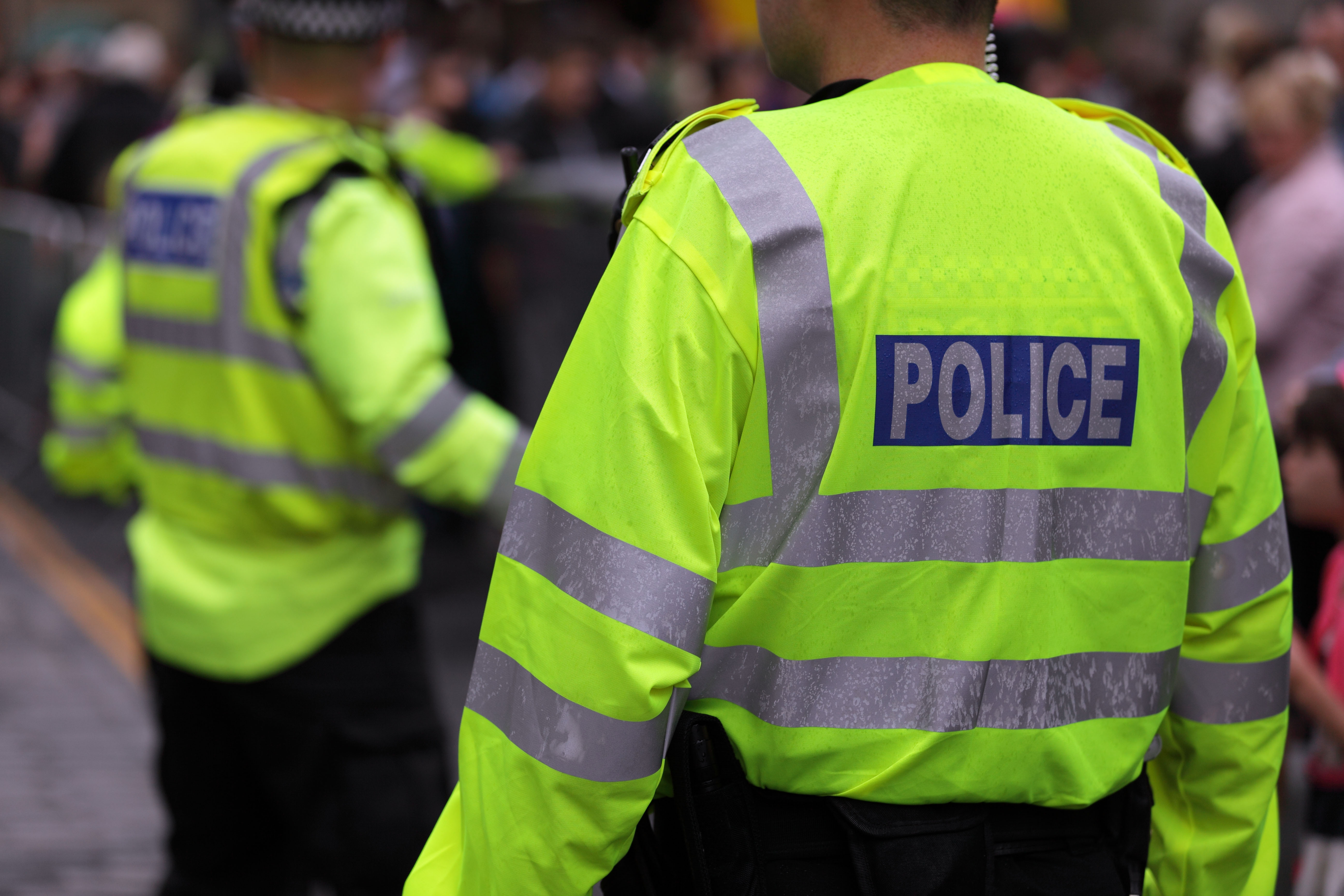 Police are probing a duble death in Ayrshire
